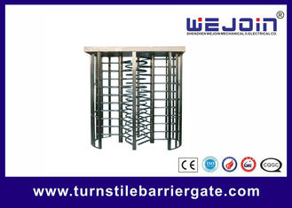 China security gates, double routeway  stainless turnstile gates , full height turnstile ,  office building gate   manufacture fabriek