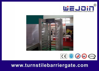 China Electronic pedestrian barrier gate / Subway Access Control Turnstile Gate fabriek