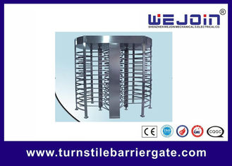 China Single / Double optical turnstile entry systems pedestrian access control fabriek