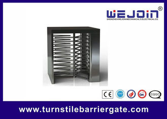 China Counter Full Height Turnstiles pedestrian barrier gate With Control Panel fabriek