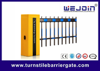 automatic vehicle parking system barrier gate for high-grade residential area
