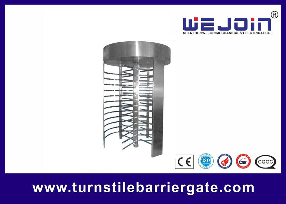 High Speed Full Height Access Control Turnstile Gate With Emergency - scape leverancier