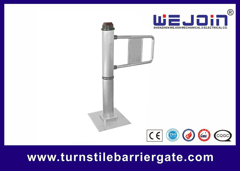 Automatic Access Control Swing Barrier , Pedestrian Access Control Gates leverancier